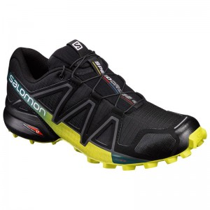 Buty Salomon Speedcross 4 Black/Yellow