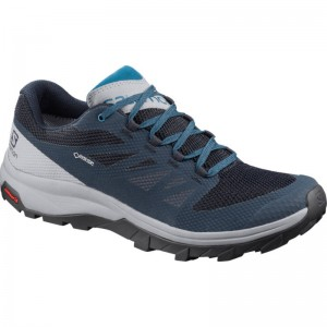 Buty Salomon Outline GTX Navy Blaze