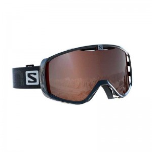 Gogle Salomon Aksium Black