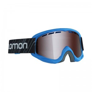Gogle Salomon Juke Blue