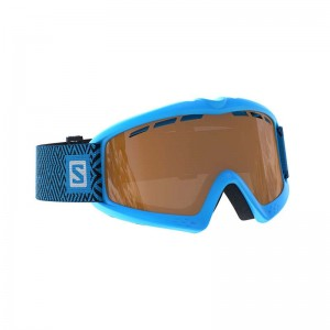 Gogle Salomon Kiwi Blue