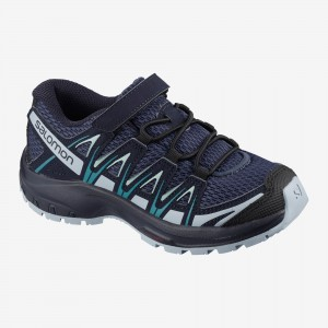 Buty Salomon XA PRO 3D K Blue Indigo/ Kentucky Blue/ Capri Breeze