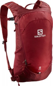 Plecak Salomon Trailblazer 10 Red Chili/ Red Dahlia/ Ebony