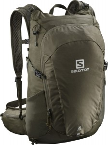 Plecak Salomon Trailblazer 30 Martini Olive/ Olive Night