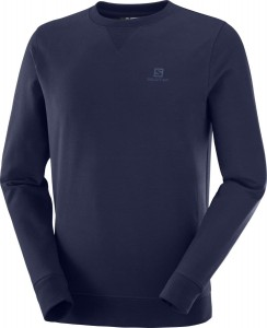 Bluza Salomon Shift Crewneck Night Sky