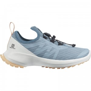 Buty Salomon Sense Flow J Ashley Blue/White