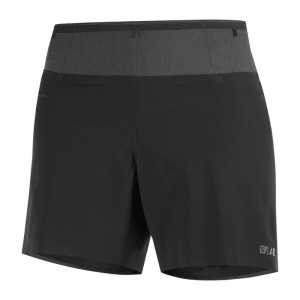 Spodenki Salomon S/LAB Sense 6 Short W Black