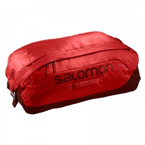 Torba Salomon OUTLIFE Duffel 45 Goji Berry / Madder Brown