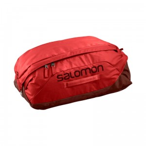 Torba Salomon Outlife Duffel 25 Goji Berry/ Madder Brown