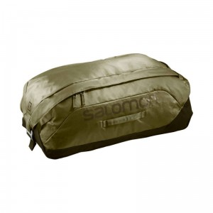 Torba Salomon OUTLIFE Duffel 45 Olive Night / Martini Olive