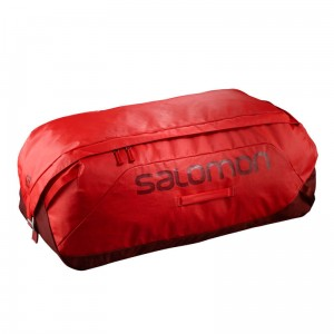 Torba Salomon OUTLIFE Duffel 100 Goji Berry / Madder Brown