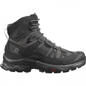 Buty Salomon Quest 4 GORE-TEX Magnet/Black/Quarry