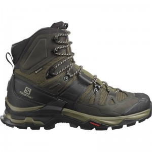 Buty Salomon Quest 4 GORE-TEX Olive Night/Peat/ Safari