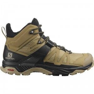 Buty Salomon X Ultra 4 Mid GORE-TEX Kelp/ Black/ Safari