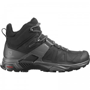 Buty Salomon X Ultra 4 Mid GORE-TEX Black/ Magnet / Pearl Blue