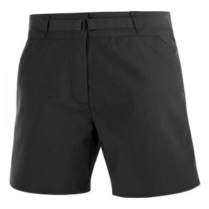 Spodenki Salomon OUTRACK Shorts W Black