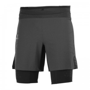 Spodenki Salomon Exo Motion TW Short M Black