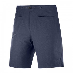 Spodenki Salomon Outspeed Shorts Night Sky