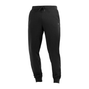 Spodnie Salomon Outlife Track Pant Black