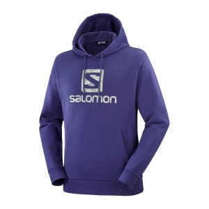 Bluza Salomon Outlife Pullover Hoody Astral Aura