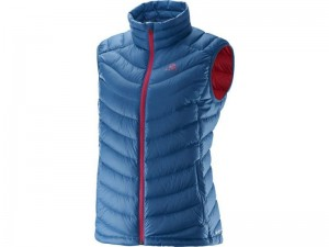 Kamizelka Salomon Halo Down Vest W Dolomite Blue