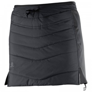 Spódnica Salomon Drifter Mid Skirt W Black