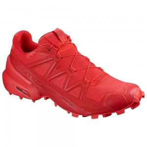 Buty Salomon Speedcross 5 High Risk Red