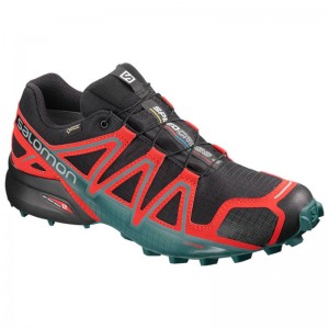 Buty Salomon Speedcross 4 GTX Black/Red