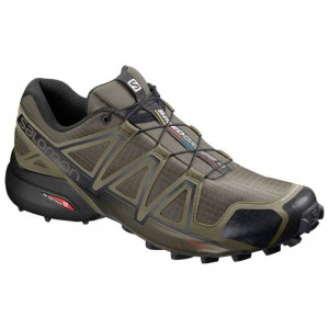 Buty Salomon Speedcross 4 Grape Leaf