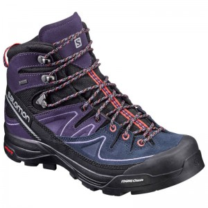 Buty Salomon X Alp Mid LTR GTX W Night Shade