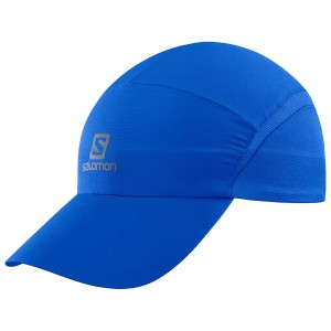 Czapka Salomon XA CAP Nautical Blue