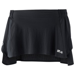 Spódnica Salomon S-Lab Skirt 6 W Black