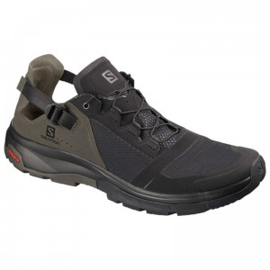 Buty Salomon Techamphibian 4 Castor Gray
