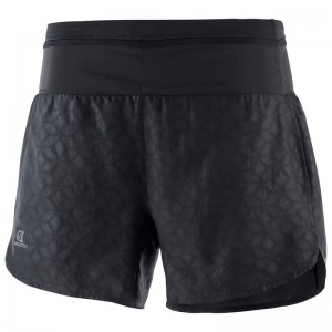 Spodenki Salomon XA Short W Black