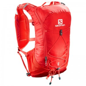 Plecak Salomon Agile 12 Set Fiery Red