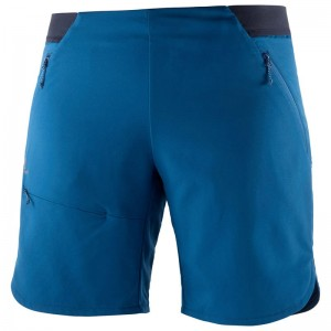 Spodenki Salomon Outspeed Short W Poseidon