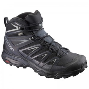 Buty Salomon X Ultra 3 Mid GTX Black