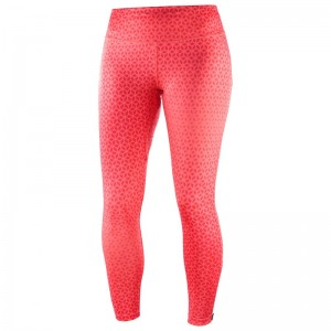 Legginsy Salomon Agile Long Tight W Dubarry