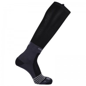 Skarpety Salomon NSO Pro Leg-Up Black
