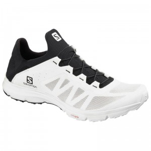 Buty Salomon Amphib Bold White/Black