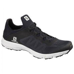 Buty Salomon Amphib Bold Black/White