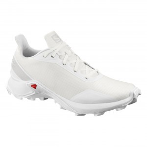 Buty Salomon Alphacross White