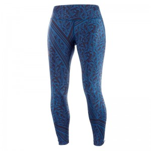 Getry Salomon Agile Long Tight W Poseidon