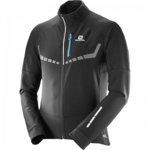Kurtka Salomon RS Pro WindStopper Black