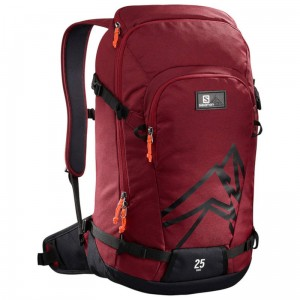 Plecak Salomon Side 25 Biking Red