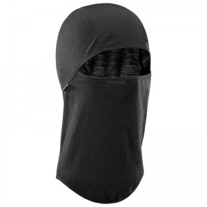 Kominiarka Salomon Balaclava Black