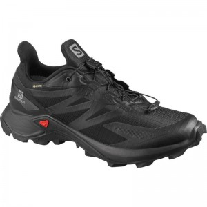 Buty Salomon Supercross Blast GTX W Black