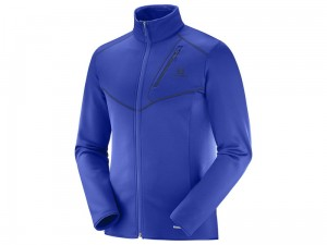 Bluza Salomon Discovery FZ Surf The Web