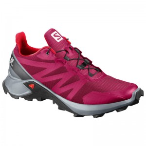 Buty Salomon Supercross W Cerise