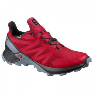 Buty Salomon Supercross GTX Barbados Cherry